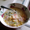 Totally Shrimpin Corn Chowder