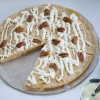 Pumpkin Ice Cream Pizza Pie
