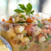 Ceviche a la Tin Can