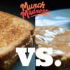 Munch Madness 2014: Round One, Match One: Maple Grilled Cheese vs. Peanut Butter & Horseradish