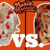 Munch Madness 2014: Round 1, Match 5: Eggy Waffle vs. Garlic Raisin Toast, by Tony & Jason