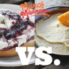 Munch Madness 2014: Round 1, Match 6: Grape Bagel vs. Cheez-Its with Hummus, by Kate Donahue