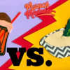 Munch Madness 2014: Round 1, Match 8: Pickles 'n Hummus vs. Orange Soda 'n Chocolate Ice Cream, by Nicole Smeltzer