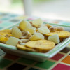 Three-Ingredient Tropical Snack Mix