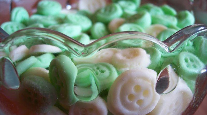 Butter-mint Buttons