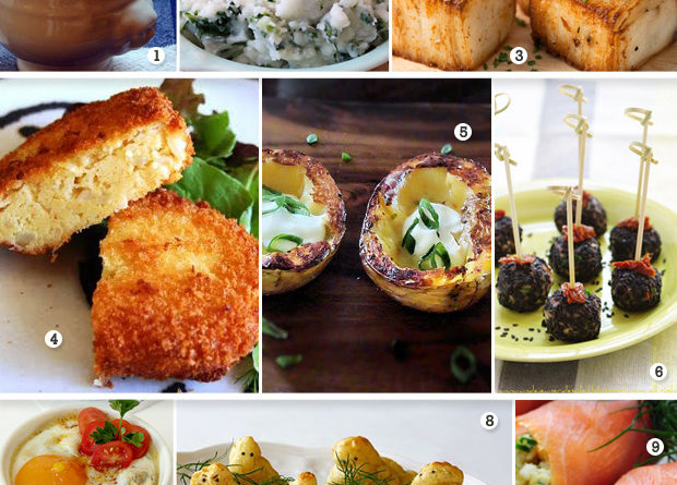 Nine pretty potato recipes I can't wait to try
