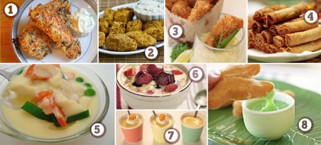A beautiful roundup of fish fingers and custards, from some excellent food writers
