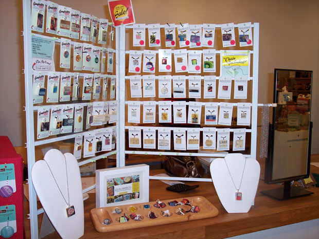 On Craft Show Displays And Why Mines So Easy Knuckle Salad