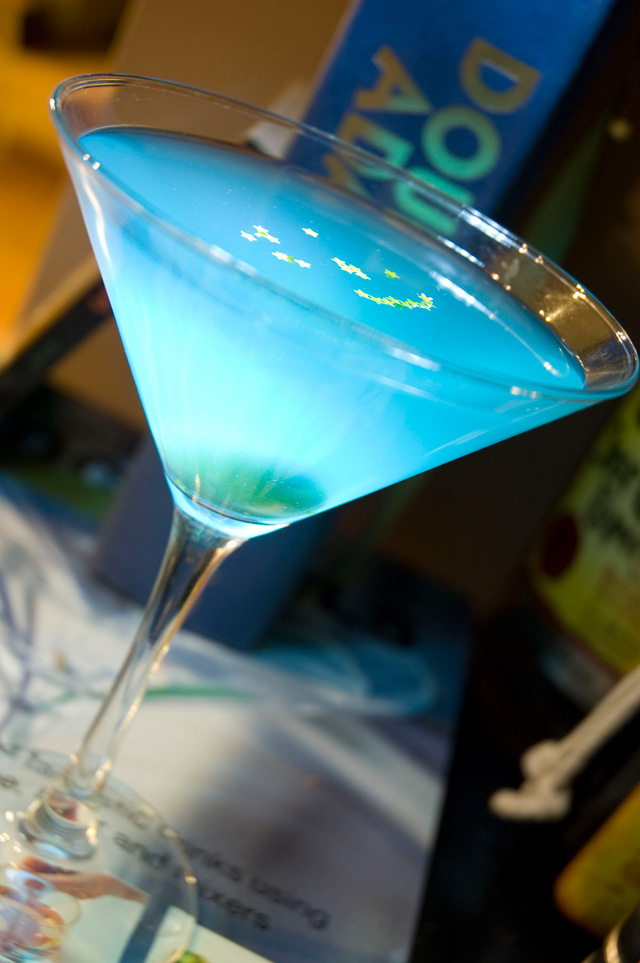 The mostly harmless Pan Galactic Gargle Blaster