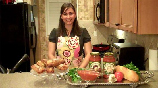 How to make Italian egg rolls