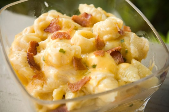 Beer & Bacon Mac & Cheese
