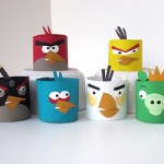 Angry Birds craft