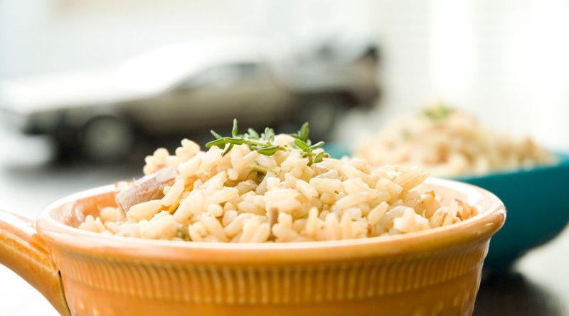 Flux Capacitor Rice