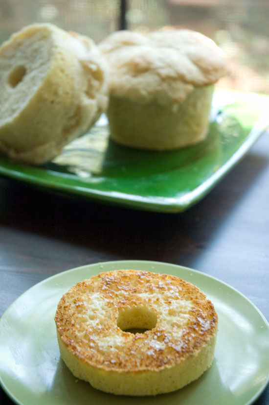 English Muffin Bagel Recipe