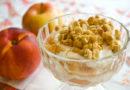 Apple Nectarine Parfait