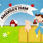 Amanda's Barnyard Bash Invitation