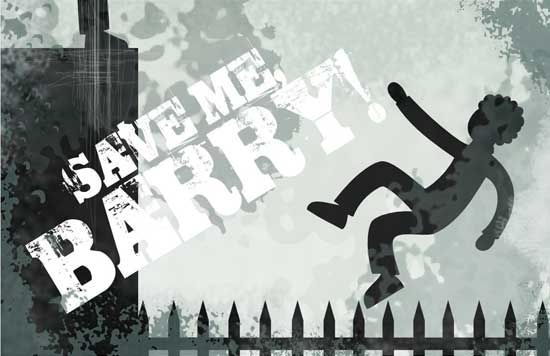 Save Me Barry by Laggy