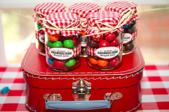 Barnyard Sweets