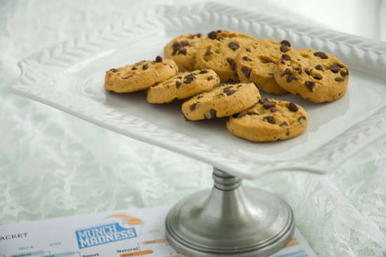 Munch Madness: Chocolate Chip Cookies
