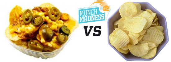 Munch Madness: Salty