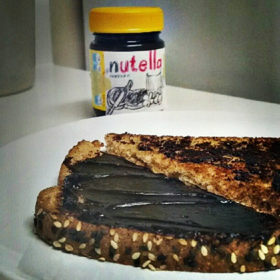 ALERT: Vegemite has been disguising itself as Nutella in American kitchens