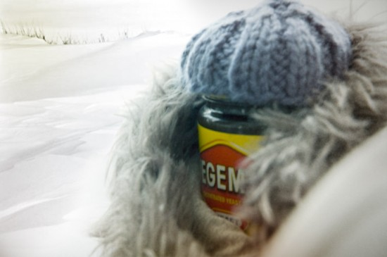 Vegemite spotted in Antarctica