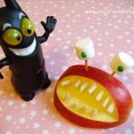 Apple monster from Cute Food for Kids