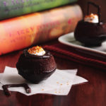 Cauldron cakes from Pastry Affair