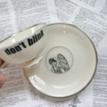 Don't Blink teacup by Geek Details