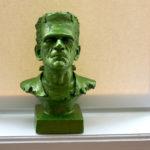 Frankenstein bust by Tartamella