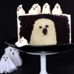 Ghost cake from Cake Time