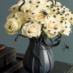 Elegant, creepy centerpiece from Martha Stewart