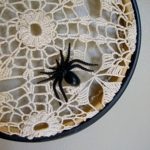 Doily spider from Betz White