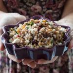 Save the day with Harvest Grains salad!