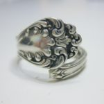 Spoon ring to make yourself
