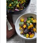 Heather's Warm Potato and Acorn Squash salad