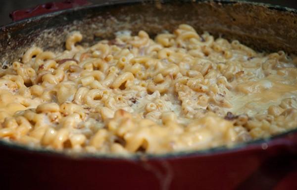 Skillet-Mac-n-Cheese