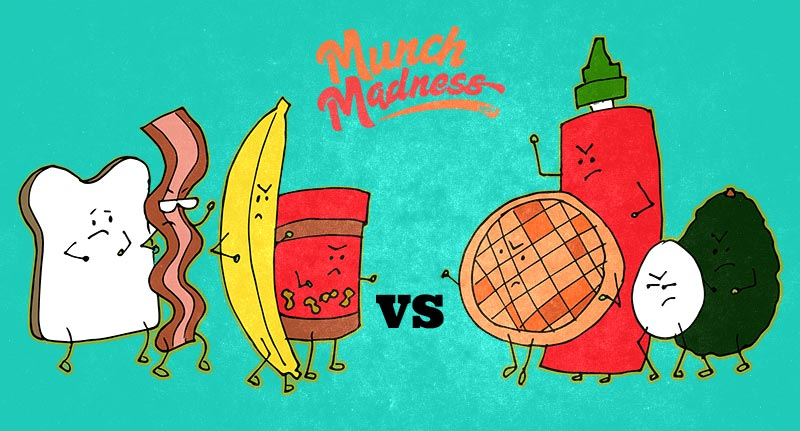 Munch Madness 2014: The Finalists