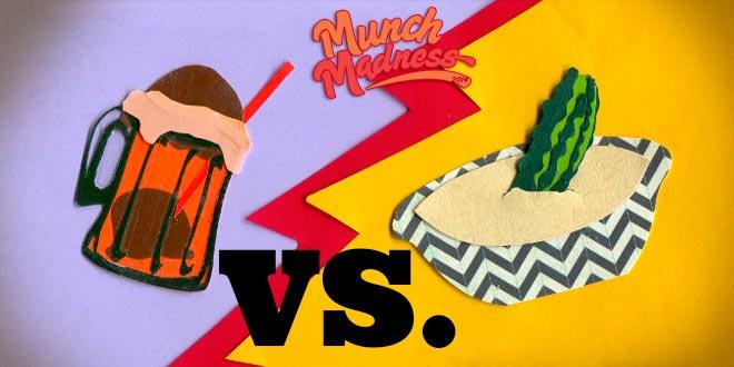 Munch Madness 2014: Round 1, Match 8, by Nicole Smeltzer