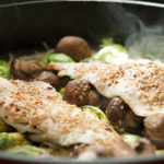Fish and Veggie Skillet