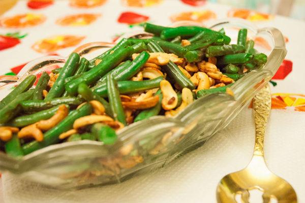 Cashew-Green-Beans