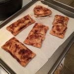 McDonald's copycat apple pie: Done