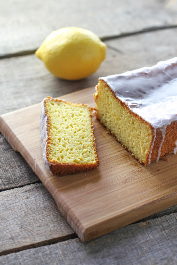 Copycat Starbucks Iced Lemon Pound Cake 1