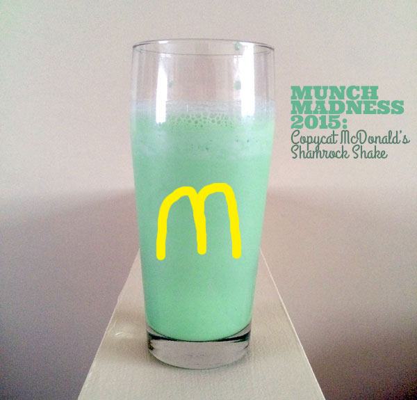 McDonald's Shamrock Shake copycat by Chris Durso