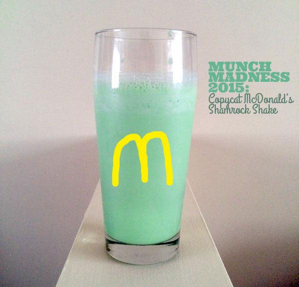 McDonald's Shamrock Shake copycat by Chris Durso